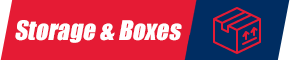 Storage & Boxes - Moving Company